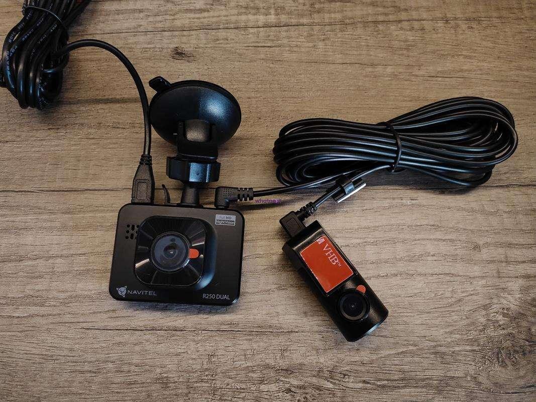 Test wideorejestratora Navitel R250 Dual