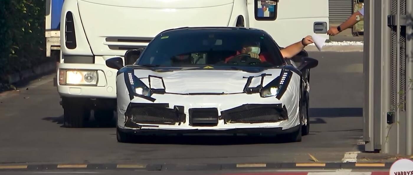 Testy hybrydowego Ferrari V6, czyli brzmienie przyszłości i ratunek dla V12