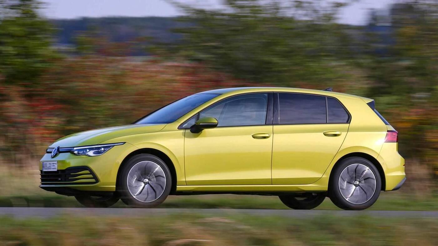 Volkswagen Golf TGI debiutuje z 130-konnym silnikiem na gaz ziemny