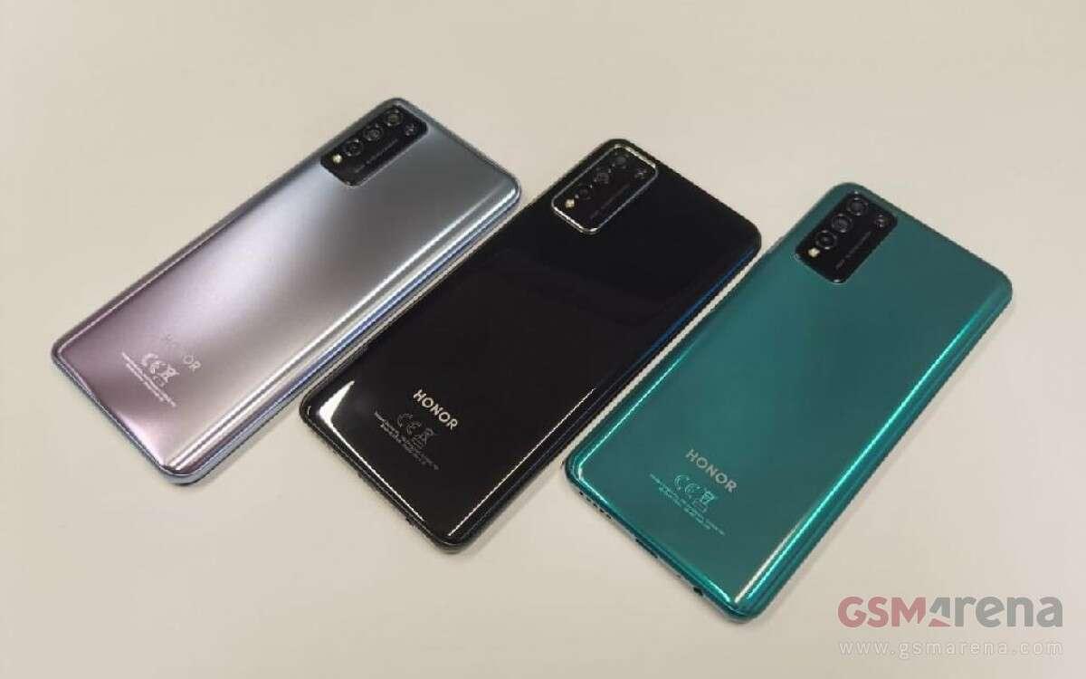 Wyciekły zdjęcia nadchodzących smartfonów Honor X