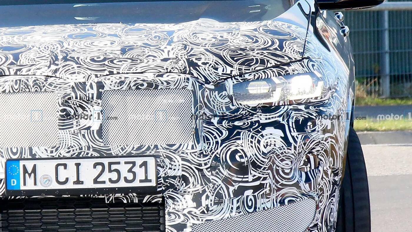 Wyszpiegowane odświeżenie BMW X4 M 2022 wskazuje na delikatne zmiany
