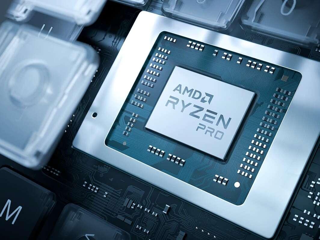 wydajność AMD Ryzen 7 Pro 4750U