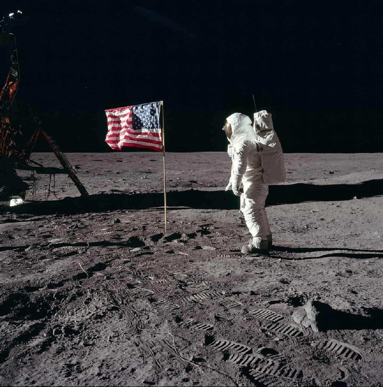 Nie uwierzycie, jak wykonano to zdjęcie Księżyca
