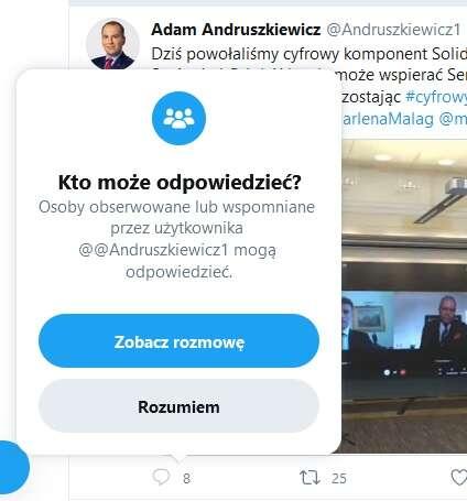 Adam Andruszkiewicz Twitter
