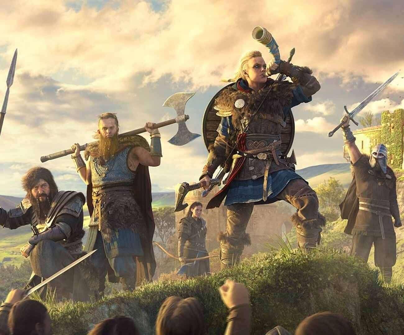 Assassin's Creed Valhalla na słabym Xbox Series S jednak w 60 fps!
