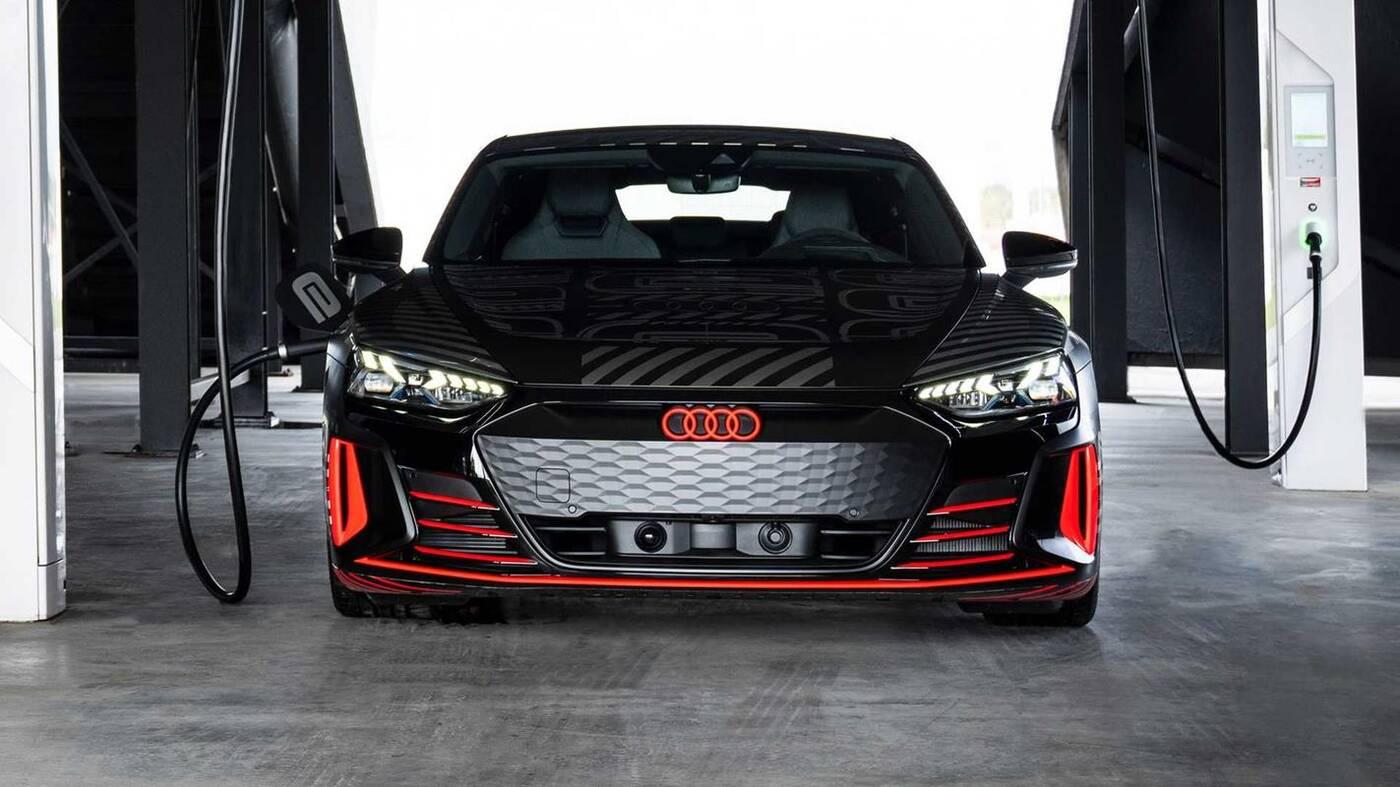 Zwiastun RS E-Tron GT pokazuje elektrycznego sedana Audi