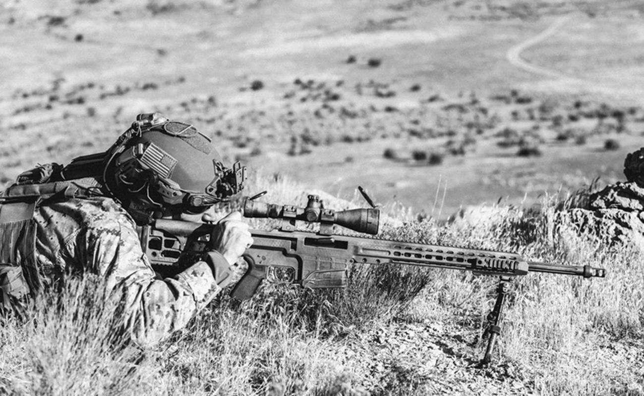 Karabin snajperski Barrett MRAD Mark 22 z sukcesem. Armia USA zamawia kolejne