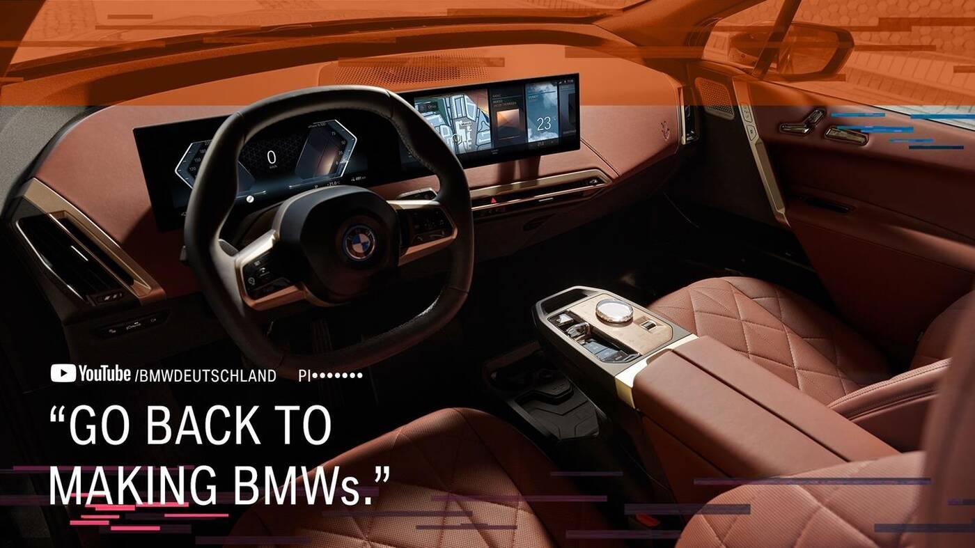 BMW musiało przeprosić, bo niektórzy nie potrafią zrozumieć zmian