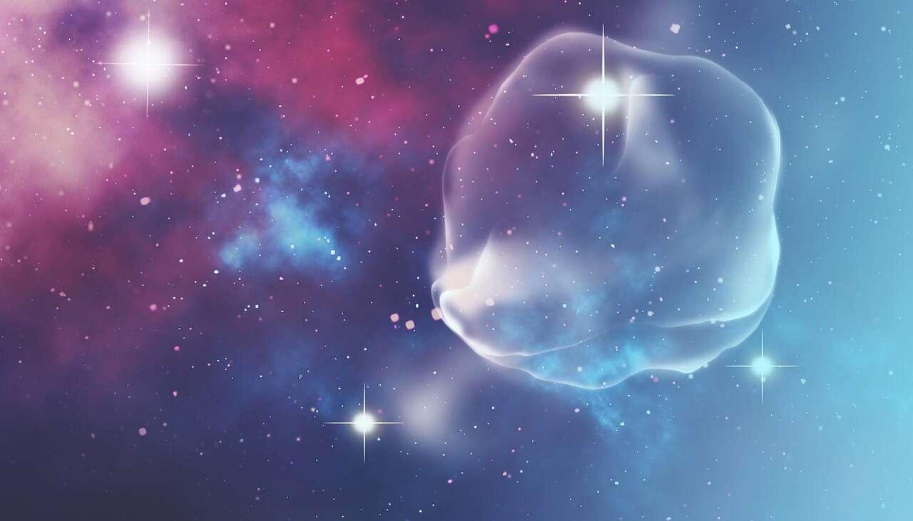 ciemne składniki Wszechświata