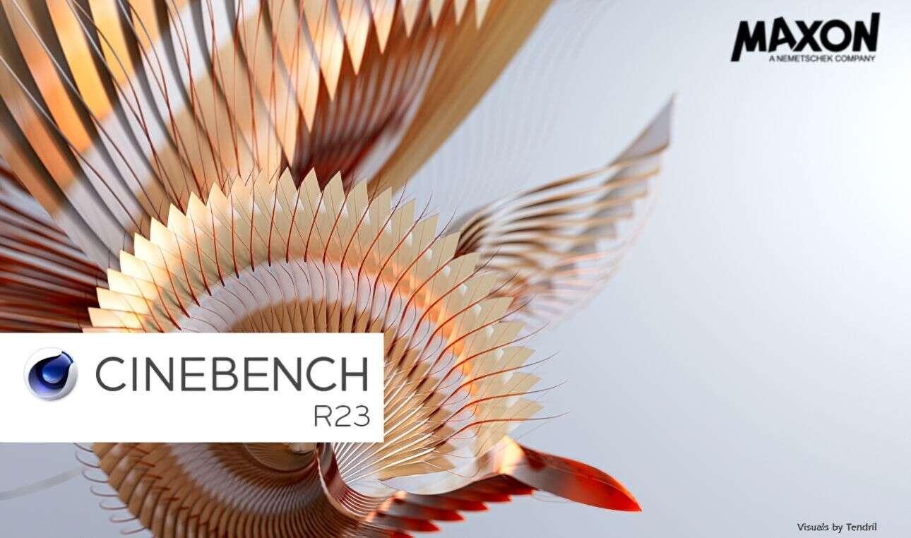 Maxon wypuszcza benchmark Cinebench R23