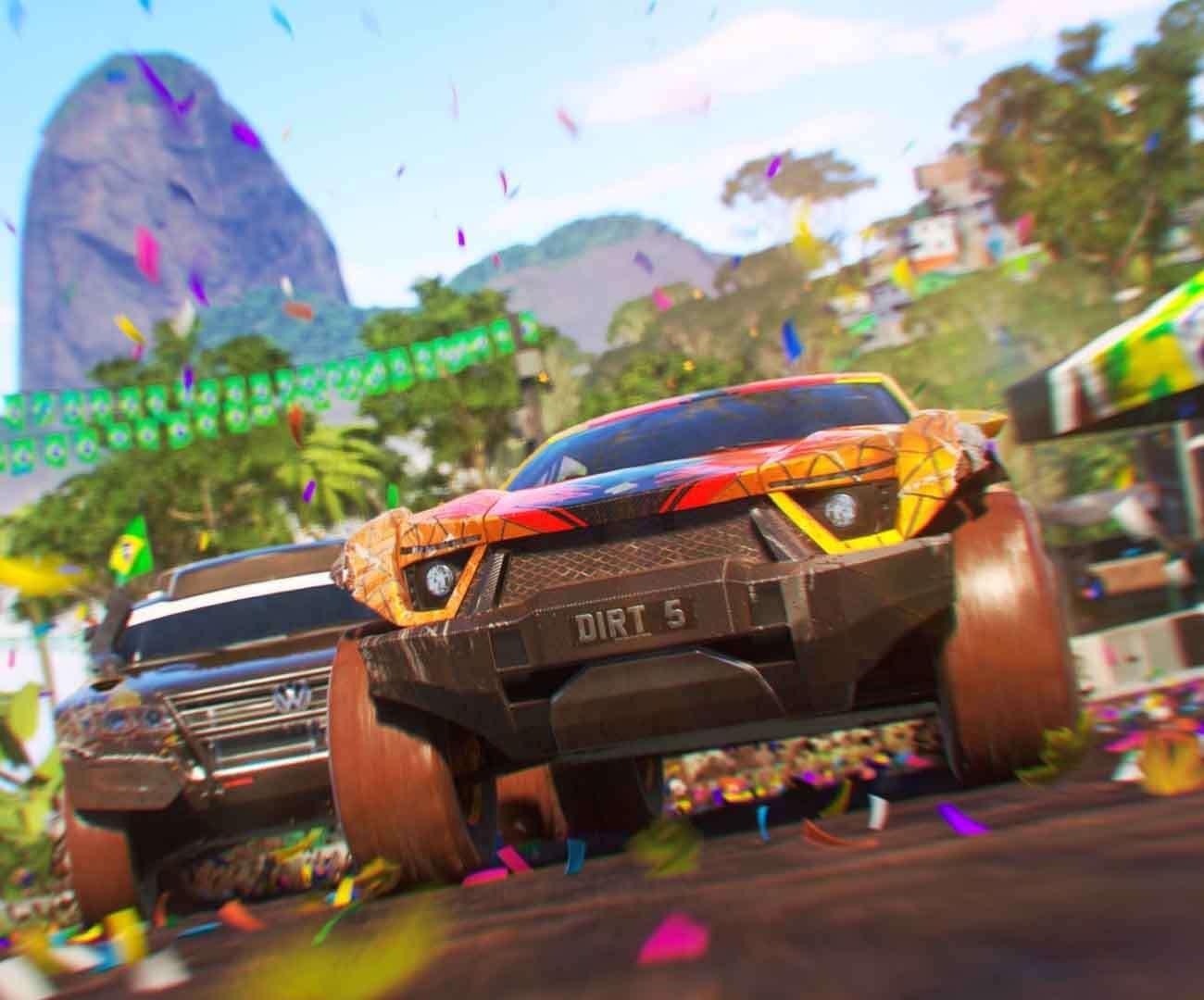 Codemasters dopiero naprawiło Dirt 5 na PS4. Gra staje się grywalna