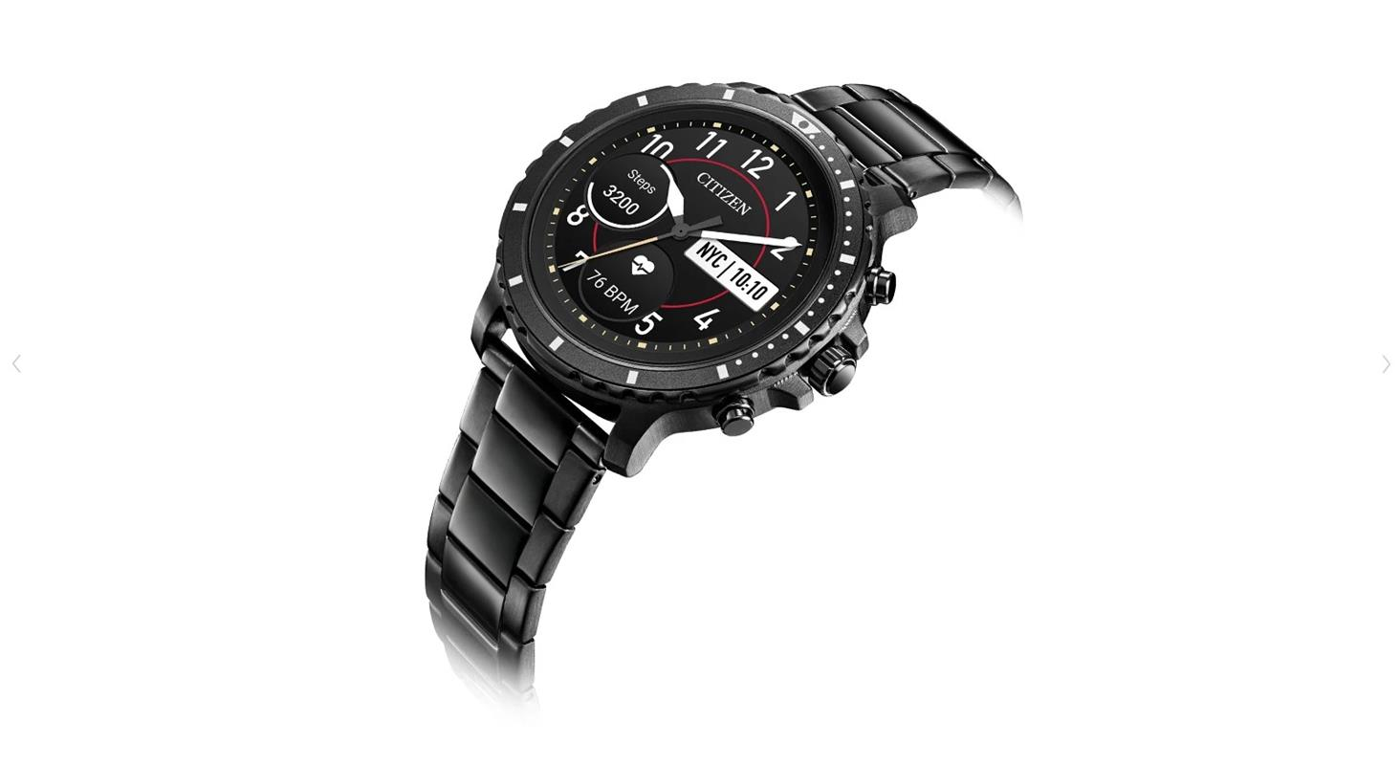 CZ Smart, Citizen smartwatch, zegarek CZ Smart