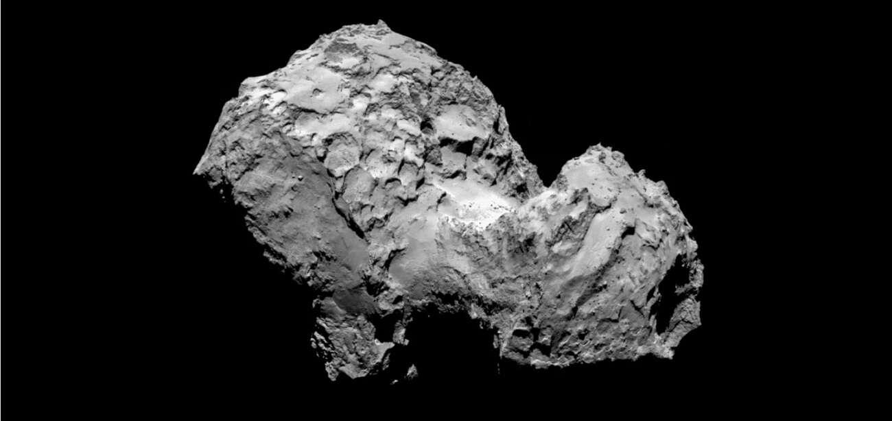 Ostatni ze składników życia. Znaleziono go na komecie Czuriumow-Gierasimienko