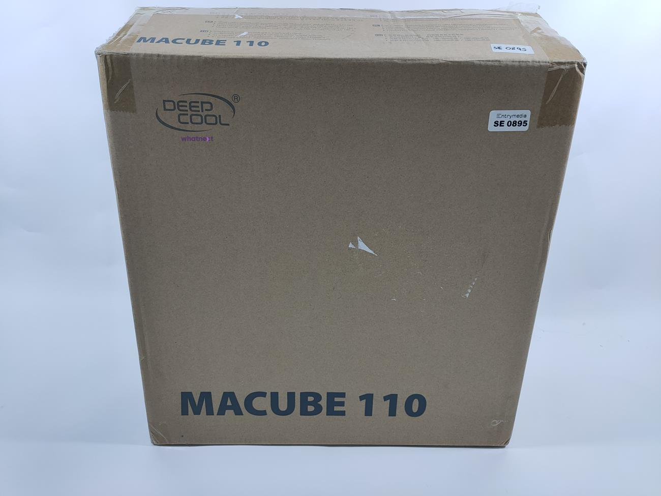 test Deepcool Macube 110, recenzja Deepcool Macube 110, review Deepcool Macube 110, opinia Deepcool Macube 110