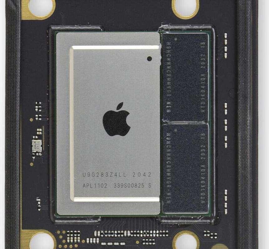 specyfikacja procesora Apple M1X, Apple M1X, M1X