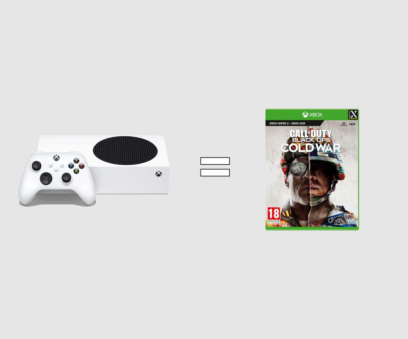 Dysk Xbox Series S prawie nie ma miejsca na gry. Jedno Call of Duty i pograne