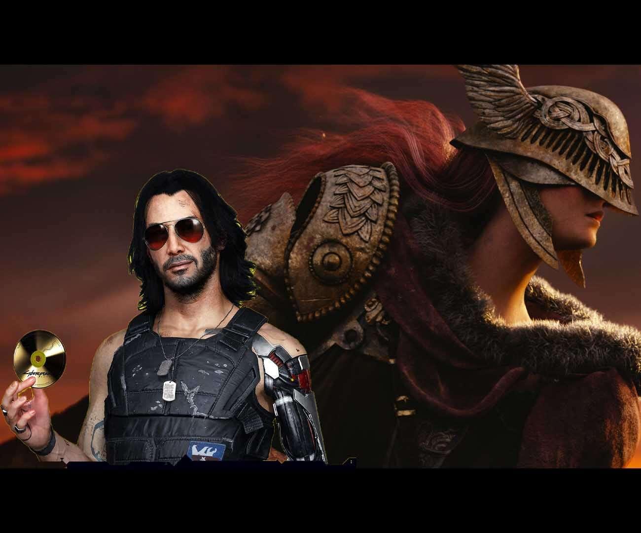 Elden Ring na The Game Awards? Fani wierzą, a wydawca chowa się za Cyberpunk 2077