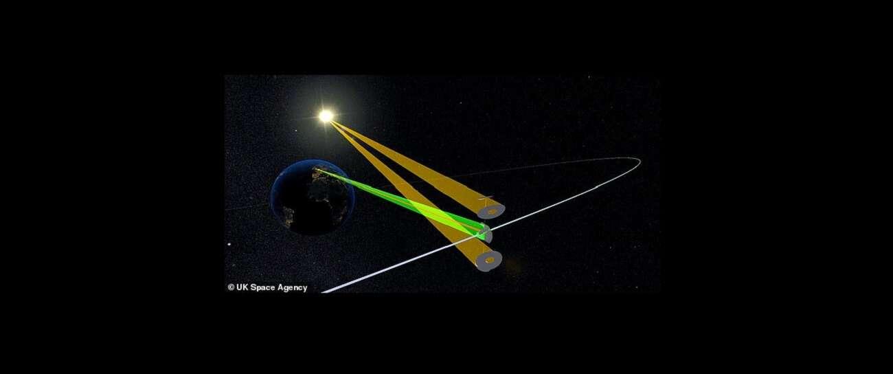 Elektrownia słoneczna w kosmosie? Brytyjskie władze kształtują przyszłość