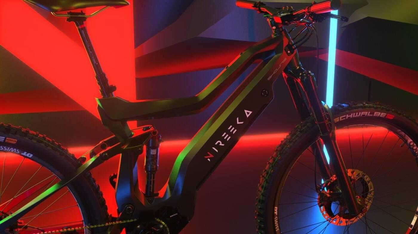 Elektryczne rowery enduro z Dubaju. Oto flagowe Nireeka  Sierra i Nyx