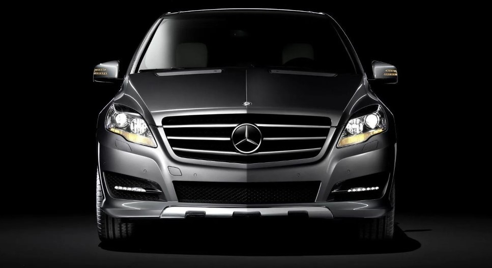 Elektryczny Mercedes-AMG GLR przywróci Klasę R producenta?