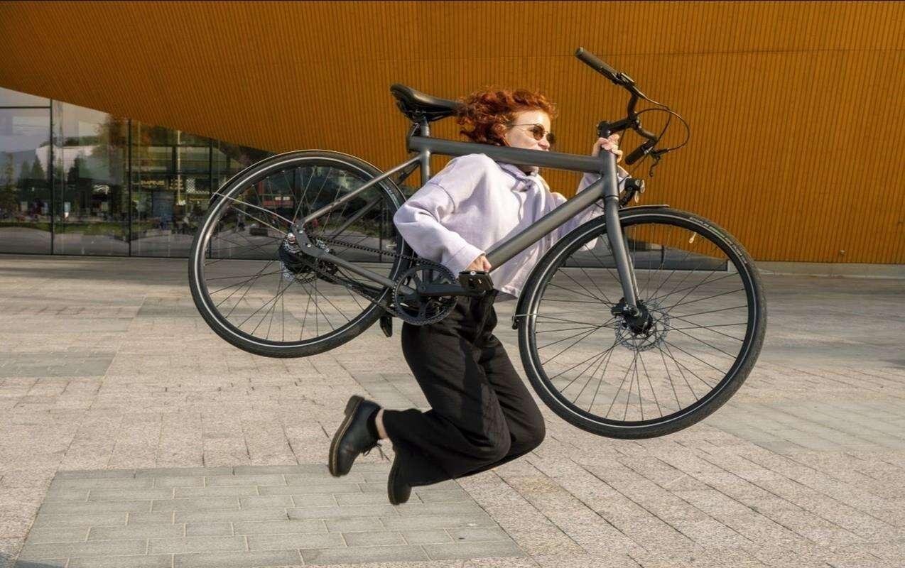 Elektryczny rower Equal wjedzie na europejskie drogi