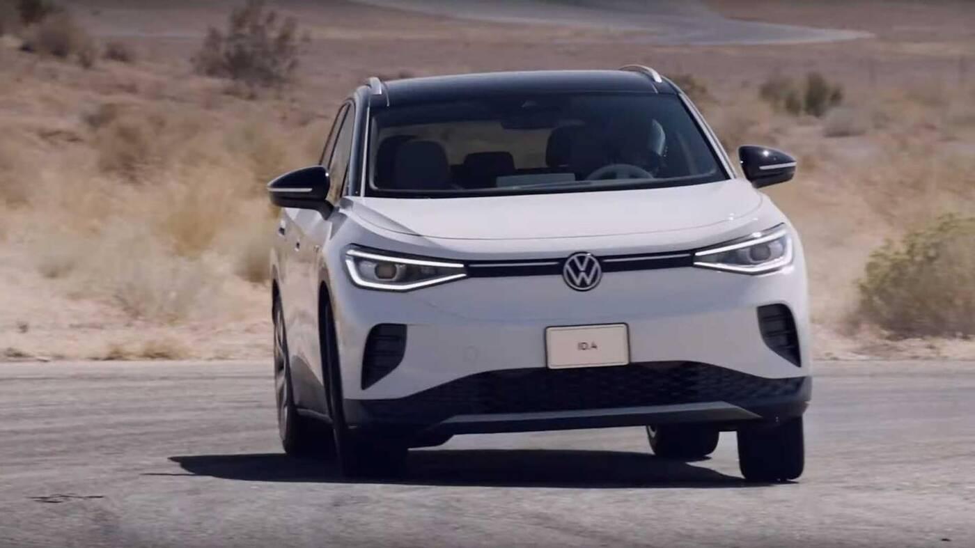 Kiedy zadebiutuje Volkswagen ID.5 oraz ID.4 GTX?