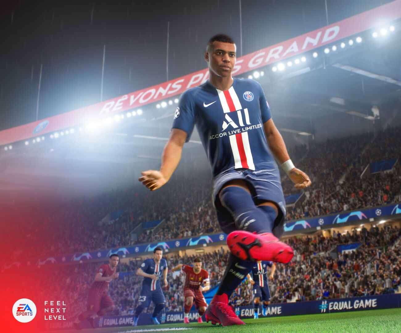 FIFA 21 na PC to stara wersja, bo PC Master Race to mit