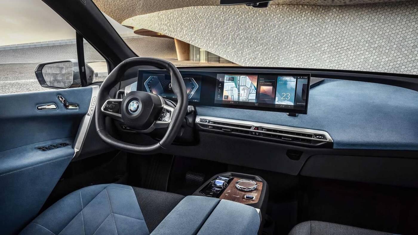 Poznaliśmy moc elektrycznego BMW iX M60