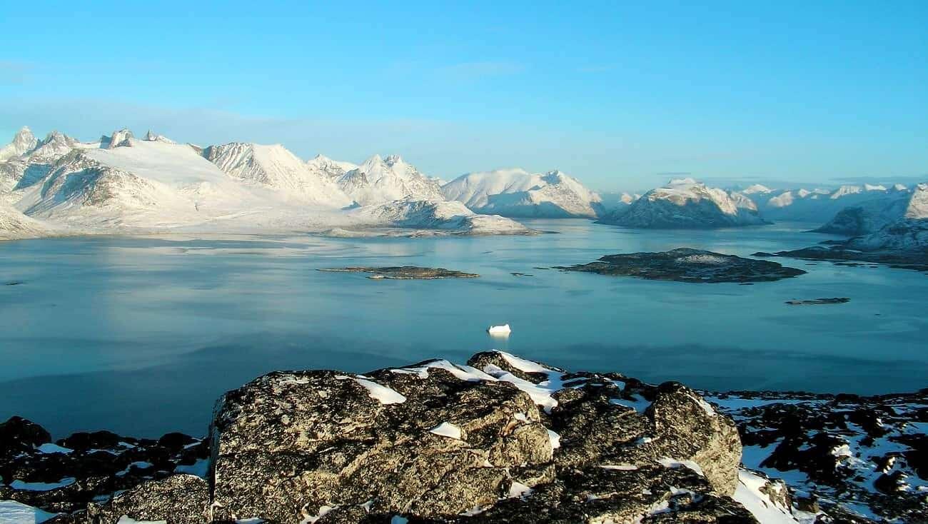 """Grenlandia zmaga się z """"ciemną strefą"""". Poznaliśmy wyjaśnienie zagadki"""