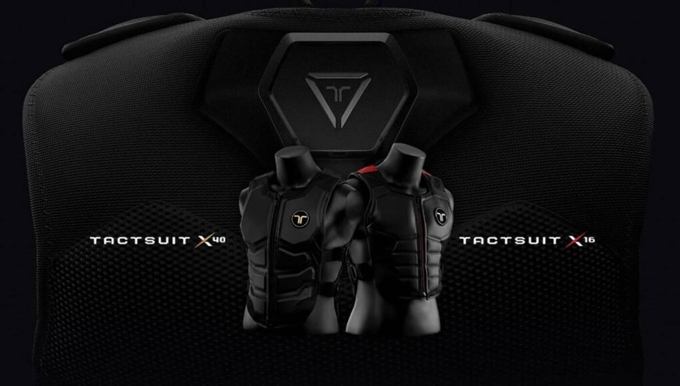 Haptyczne kamizelki TactSuit X od bHaptics, czyli wejdź głębiej w VR