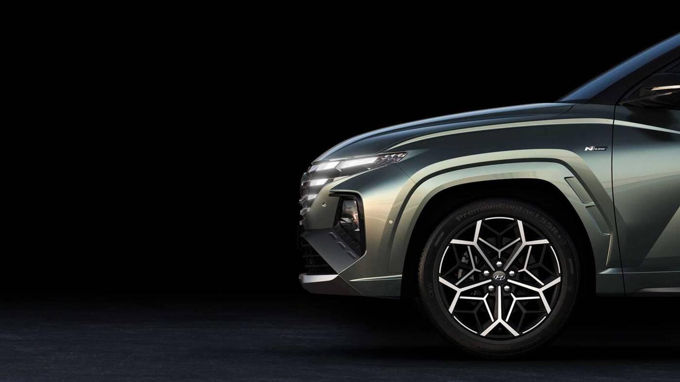 Hyundai oficjalnie o Tucson N Line 2022