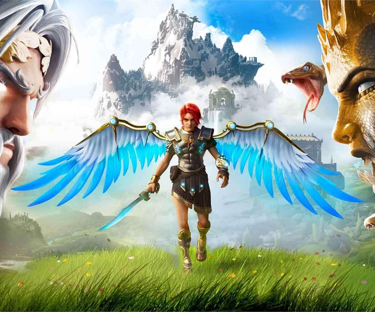 Immortals Fenyx Rising powstało przez buga w Assassin's Creed. Och, Ubi