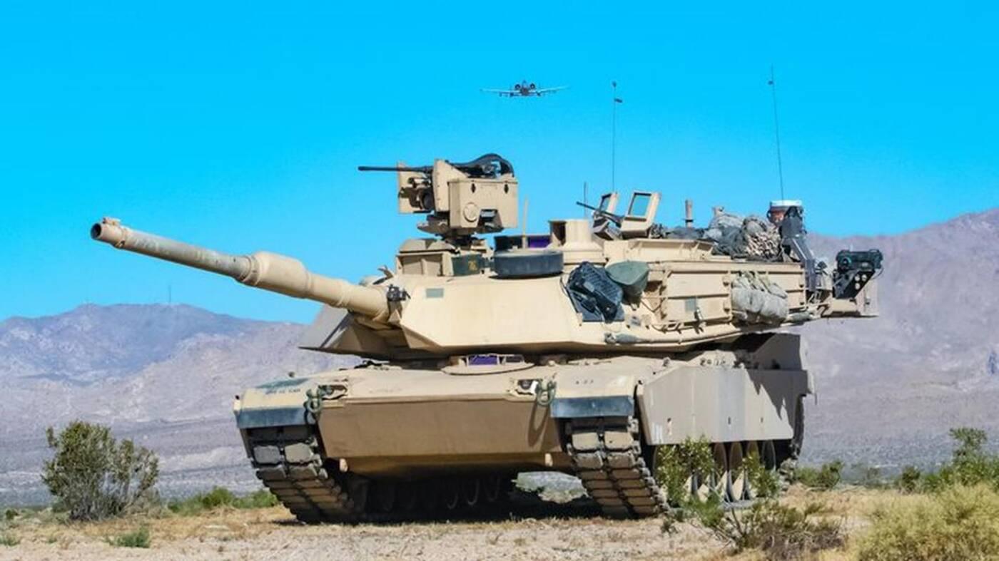 Jak będzie wyglądał następca M1 Abrams, czyli następny czołg Armii USA?