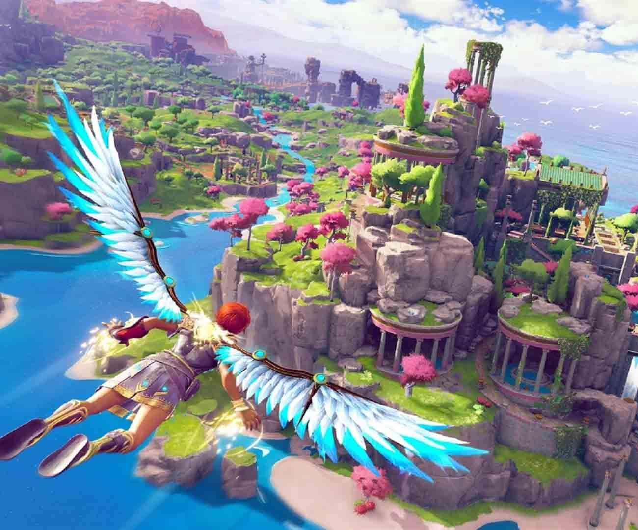 Jakość Immortals Fenyx Rising od najlepszych konsol do Nintendo Switch