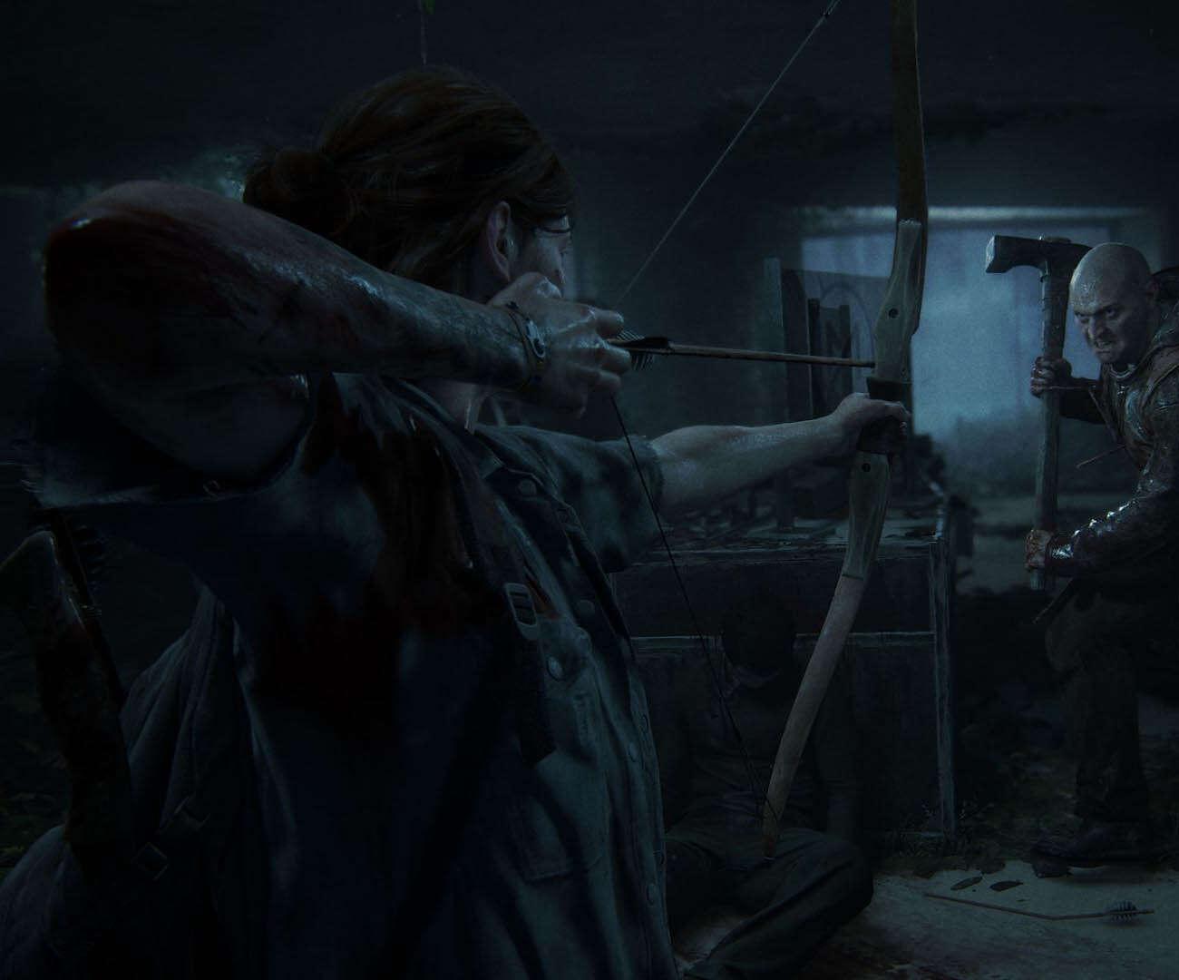 Last of Us Part 2 i God of War wykorzystują funkcje pada DualSense