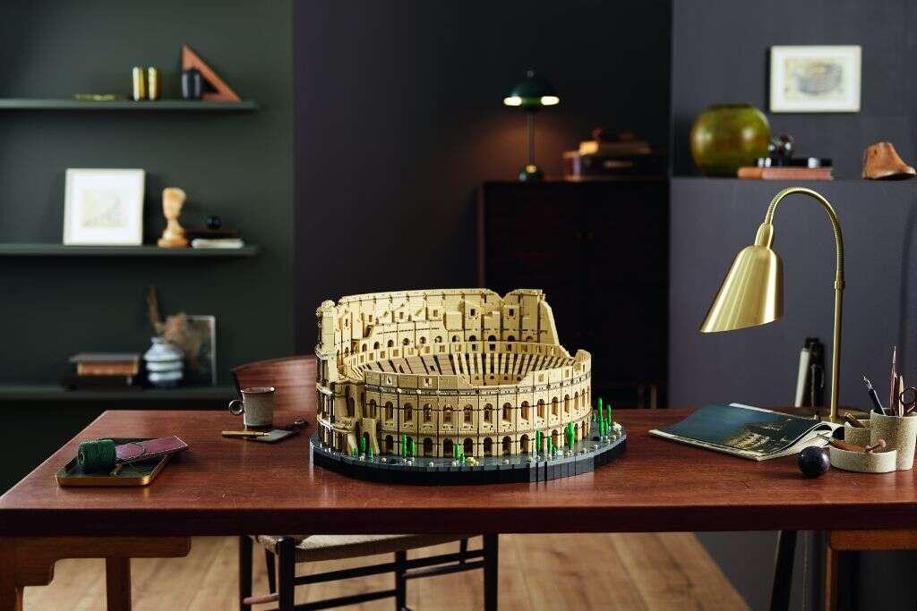 LEGO Colosseum – zobaczcie największy w  historii zestaw LEGO!