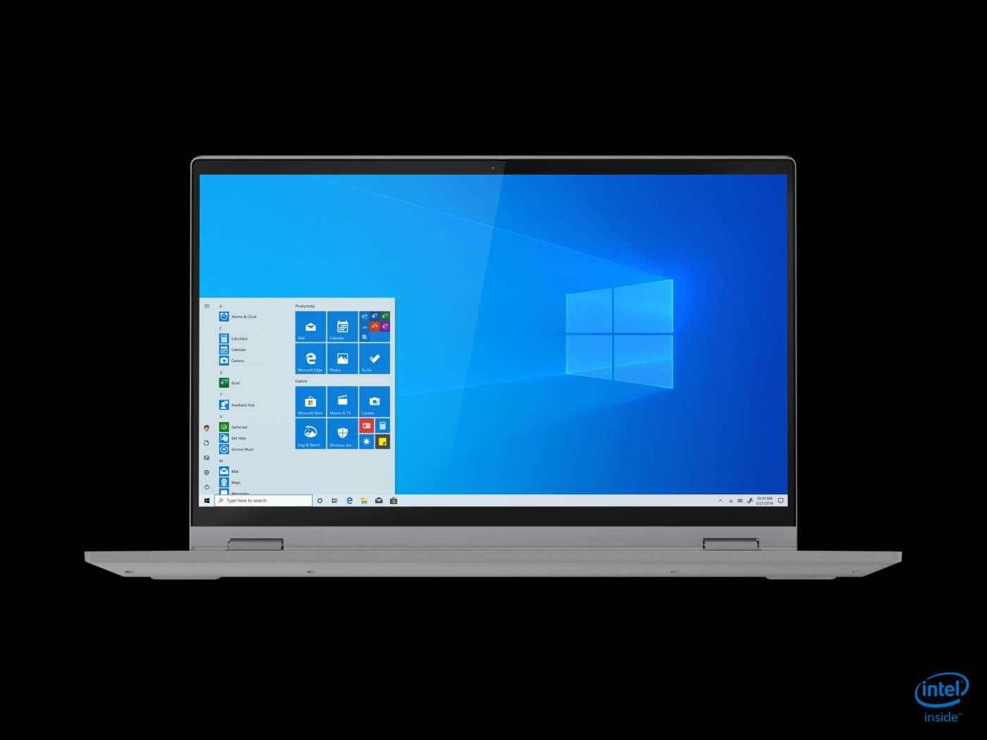 Lenovo IdeaPad Flex 5 laptop do zdalnej nauki