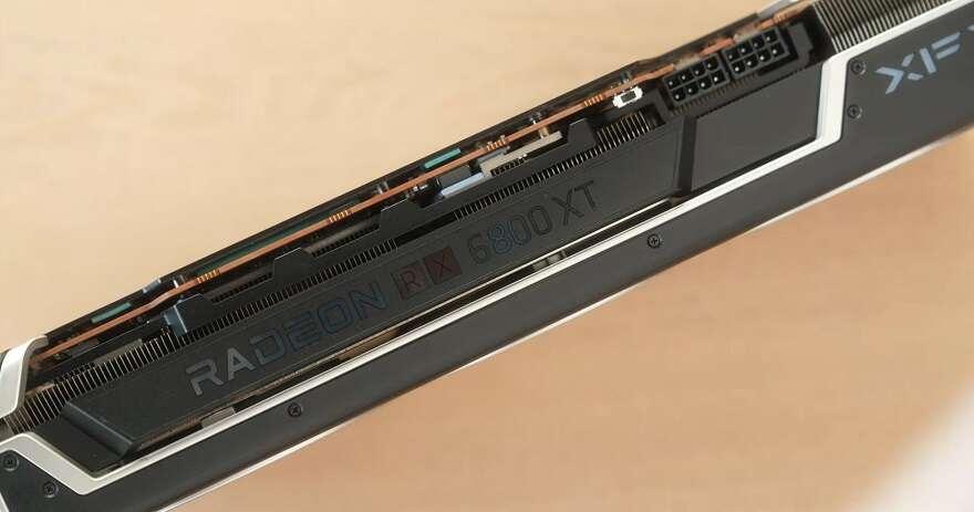 Mamy zdjęcia XFX Radeon RX 6800 XT Speedster Merc 319