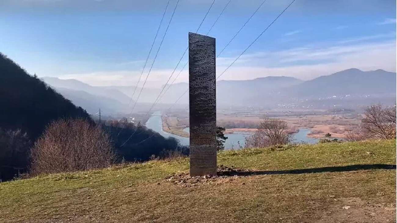 Pamiętacie monolit z Utah? Pojawił się kolejny – w Rumunii