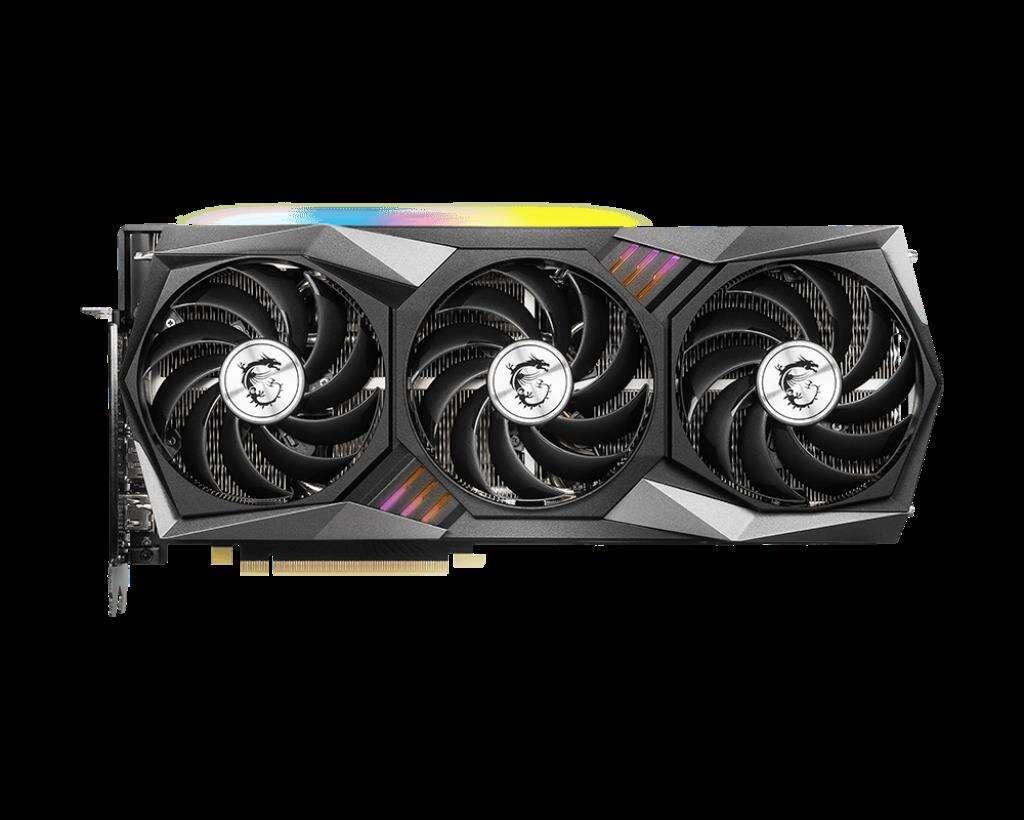 Test MSI GeForce RTX 3070 Gaming X Trio
