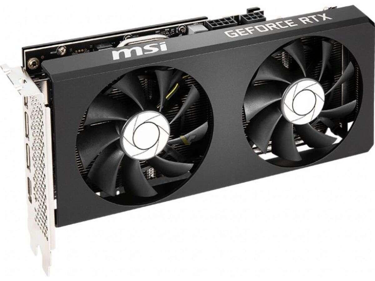 MSI Twin Fan RTX 3070