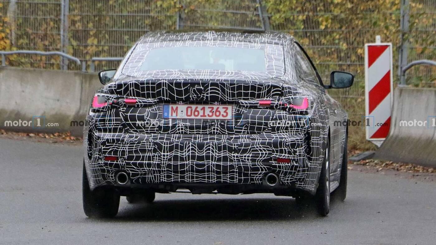 Nadchodzi nowe BMW 4 Gran Coupe, które ponoć oszołamia