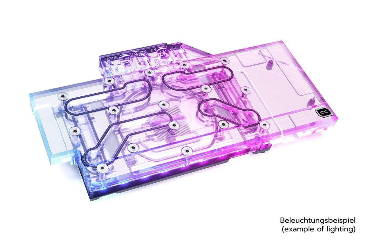 Nowe bloki wodne Alphacool Eisblock Aurora schłodzą całe karty RTX 3000