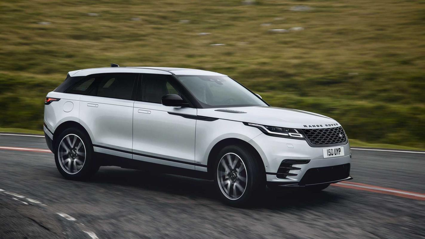 Nowy Range Rover Velar 2021 debiutuje ze świeżą technologią i elektrycznym kopem
