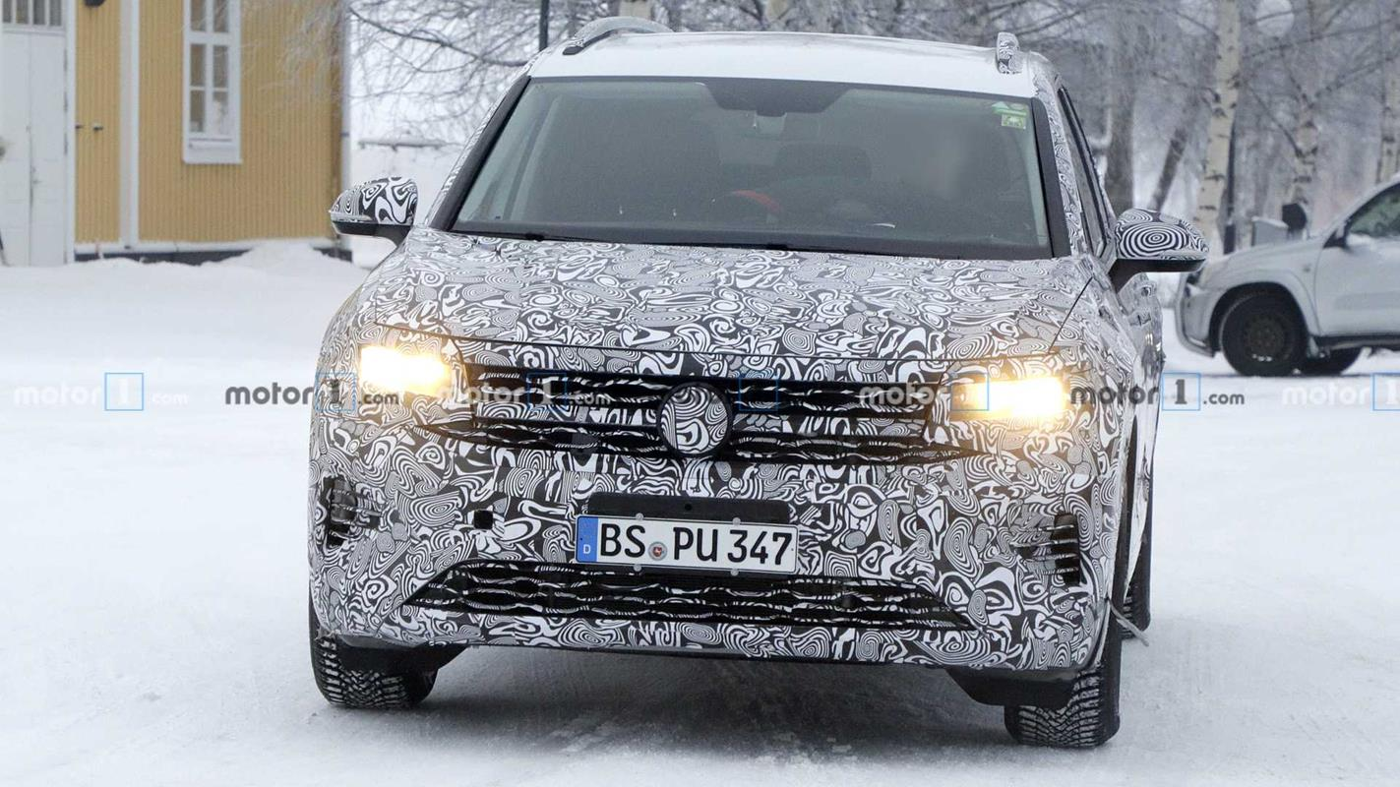 Nowy SUV Volkswagena, Volkswagen SMV,