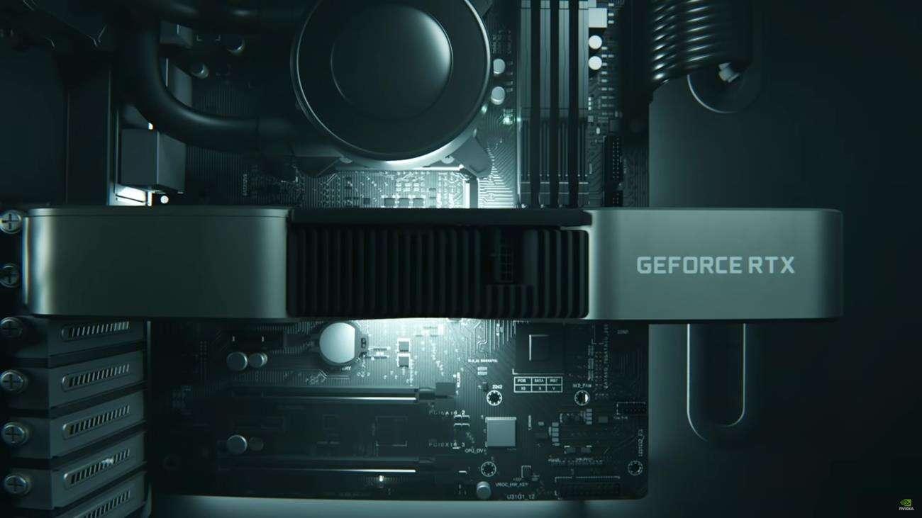 premiera Nvidia GeForce RTX 3060 Ti
