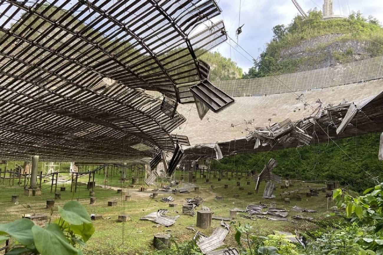 Obserwatorium Arecibo – potwierdziły się najgorsze przypuszczenia