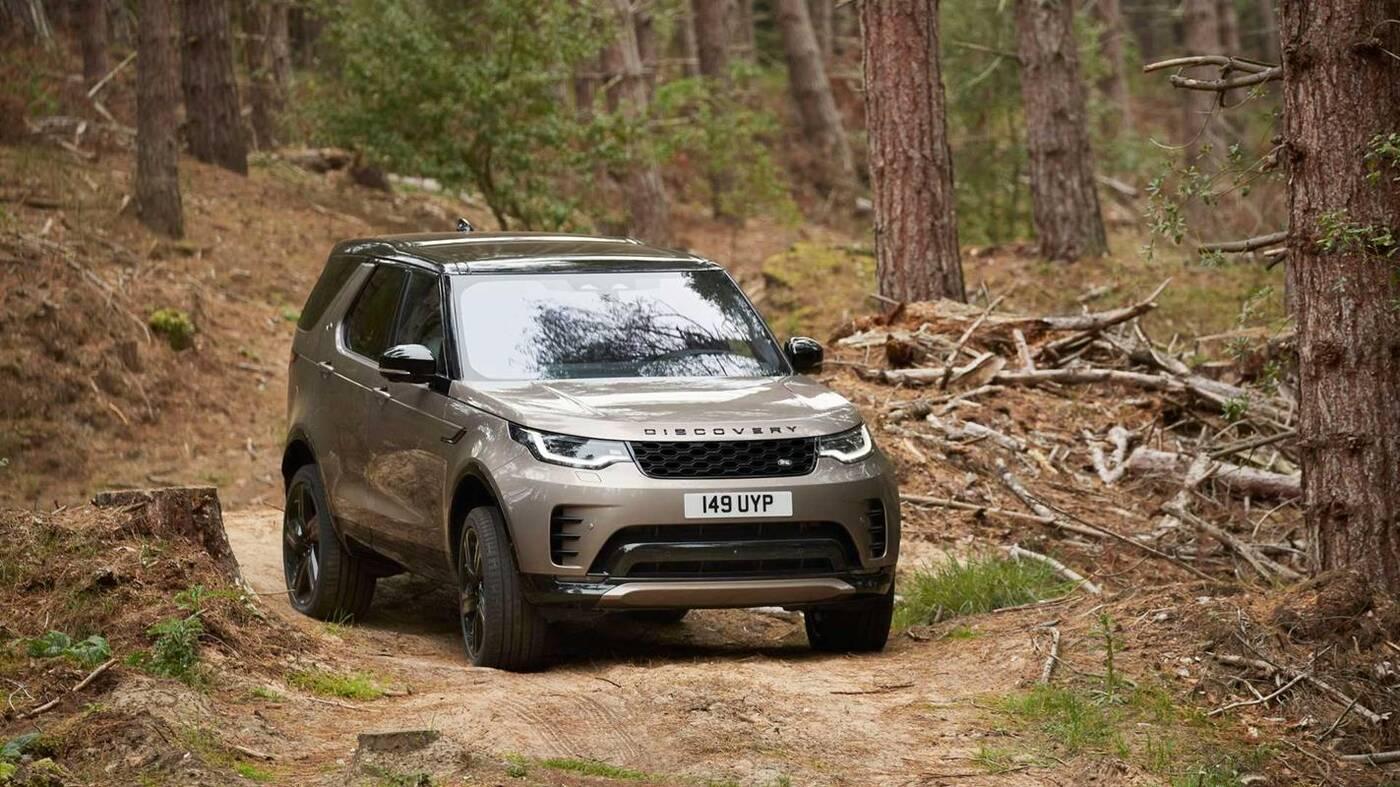 Odświeżony Land Rover Discovery 2021 zyskuje nowe silniki i nie tylko