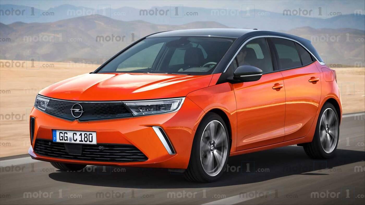 Nowy Opel Astra sięgnie po hybrydę i wysoką moc
