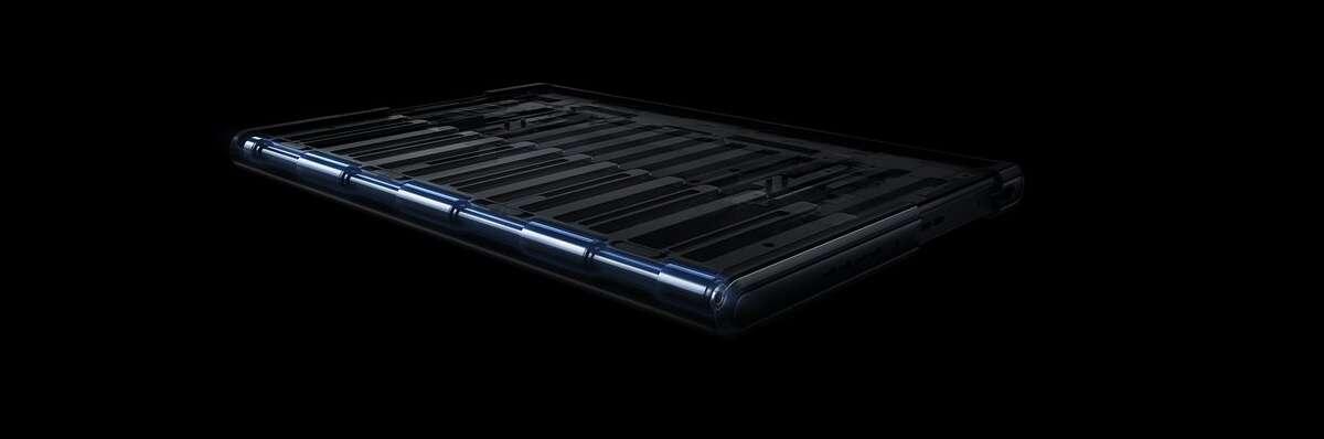 rozwijany smartfon oppo x 2021